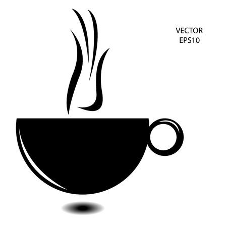 coffee cup icon,coffee cup symbol, food drink symbol Vector