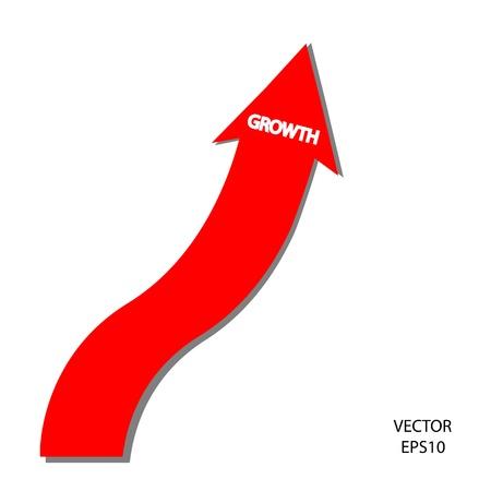 business icon,arrow icon,vector Stock Vector - 18154686