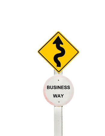 business sign on  board with  background,abstract sign,business  symbol  Stock Photo - 18447480