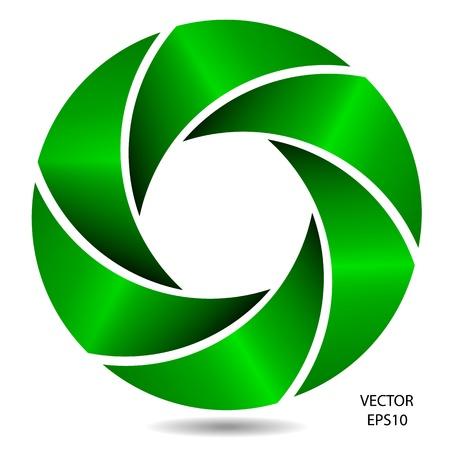 Zusammenfassung bunten Hintergrund, Design-Element Vektor Vektorgrafik