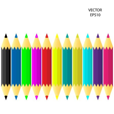 Pencil icon isolated on white,pencil design,business concept ,vector Stock Vector - 20334099