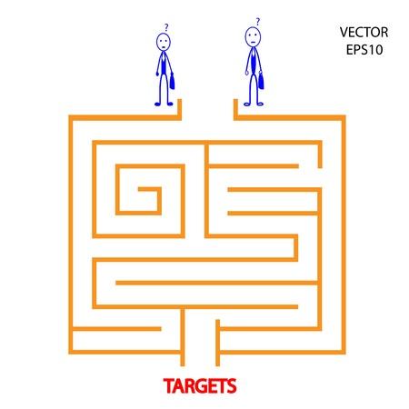 business concept,way of success,pencil design,vector Stock Vector - 20550981