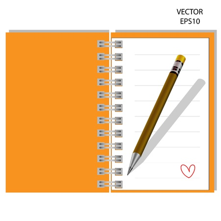 Drawing   sketching by color pencil, business concept, vector Stock Vector - 20776219