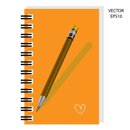 Drawing   sketching by color pencil, business concept, vector Stock Vector - 20776220