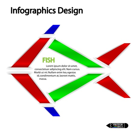 Concept of colorful banners ,texts box design  Vector Vector