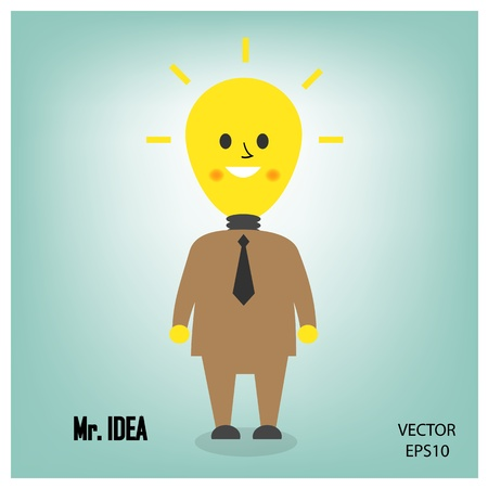 Businessman icon,business concept Vector