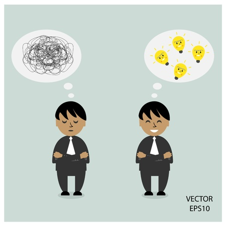 Businessman icon,business concept Stock Vector - 21446971
