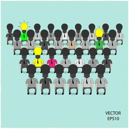 Icône d'affaires, concept d'entreprise Banque d'images - 21447121