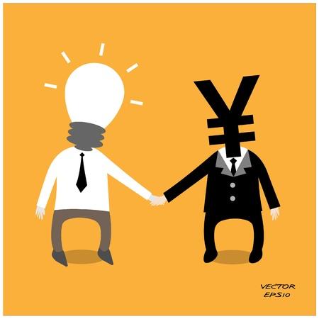 Businessman icon,business concept