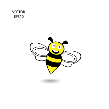 bee icon,bee drawing,vector illustration Vector