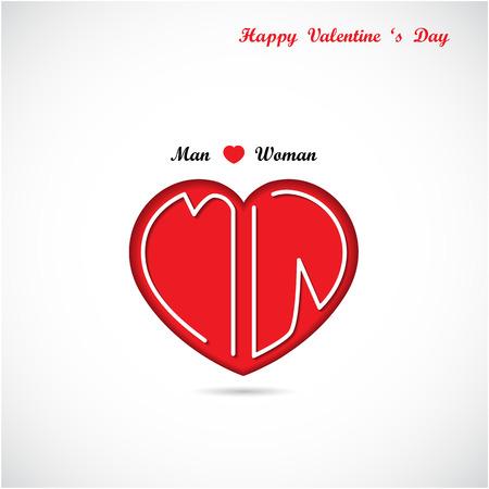 s day: Happy valentine s day background.Vector illustration