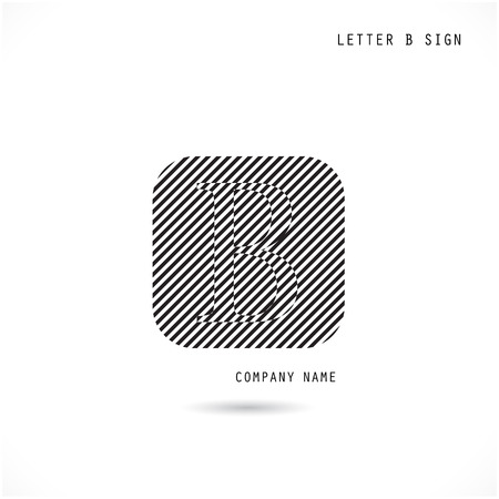 Creative letter b icon abstract logo design vector template creative letter b icon abstract logo design vector template corporate business and education creative logotype pronofoot35fo Image collections