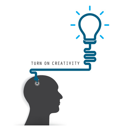knowledge clipart: Brain opening concept.Creative brain abstract vector icon design template. Corporate business industrial creative icon symbol. Vector illustration