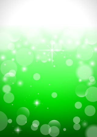 festive background: Abstract festive colorful bokeh background. Vector illustration