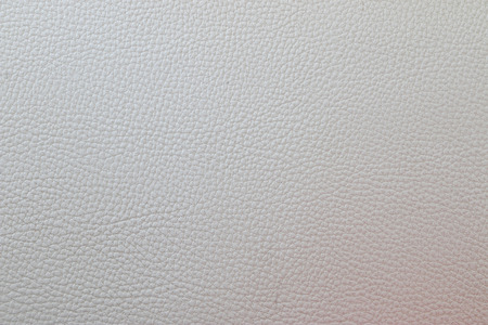 leathern: Texture artificial white leather.Close up of white leather. Can be used as a background. Stock Photo