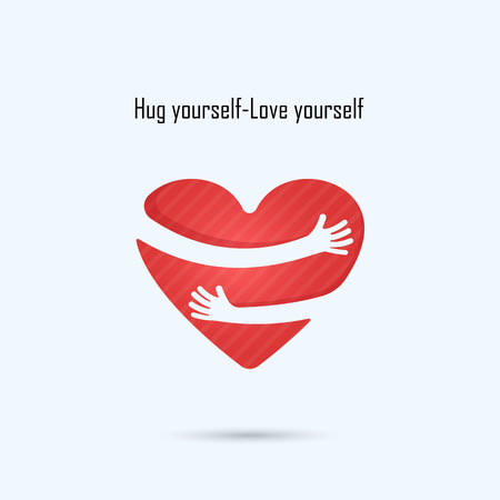 Hug yourself