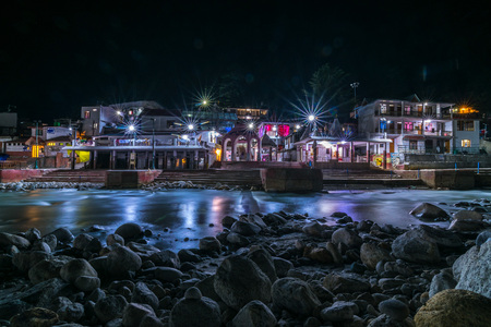Nights in Gangotri - Uttrakhand