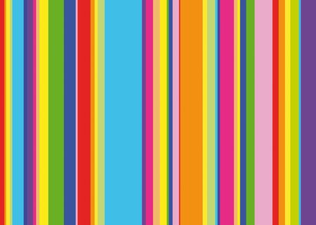 violet red: Red orange yellow green blue violet stripes, background
