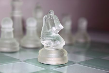 This is a photo of chess Stock Photo - 6241834