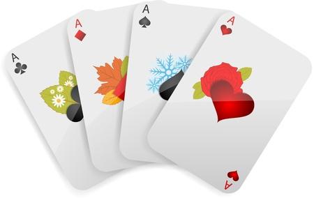 deck: Ace set