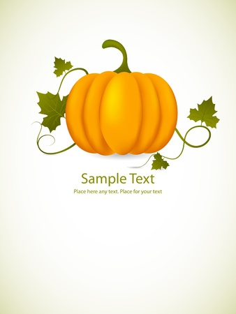 Vector thanksgiving background Vector