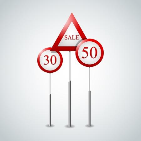 Modèle vectoriel pour la réduction avec plaques de rue