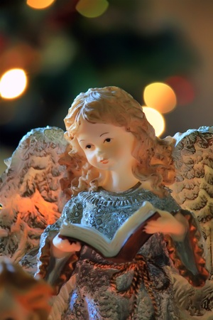 Photo of Christmas angel Stock Photo - 11481038