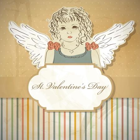 St. Valentines Vector