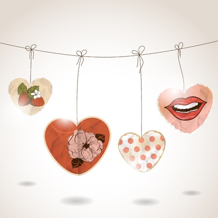 st valentines day: St Valentines day greeting card