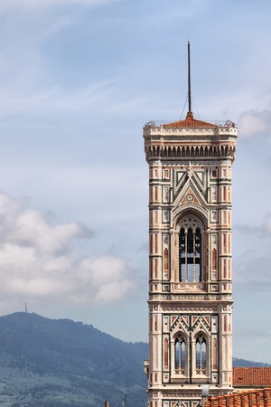 Belfry of Santa Maria del Fiore, Florence, Italy Stock Photo - 14175980