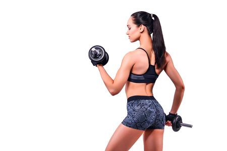 Fitness-Modell Frau
