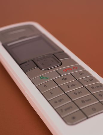 cordless phone: Cordless phone with selective DOF