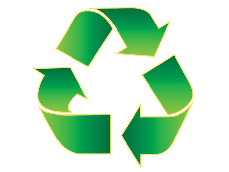 Recycling symbol Stock Vector - 2933468