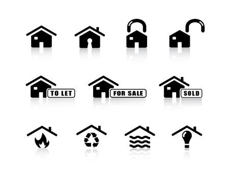 incendio casa: P�gina de inicio los iconos de las series