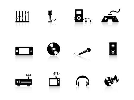 joypad: Iconos de las series de entretenimiento
