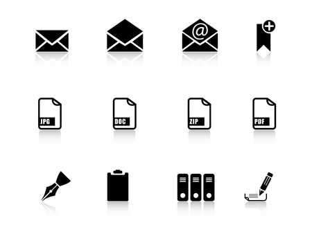 docs: Web icons from series