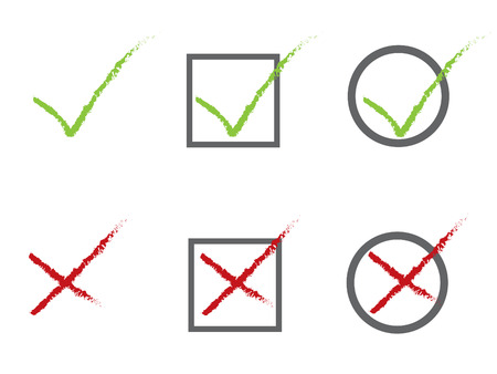 Voting icons Vector