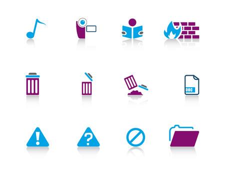 Web icon series 3 Vector