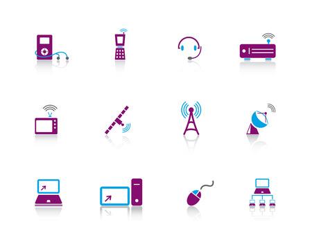 web icon series 9 Illustration
