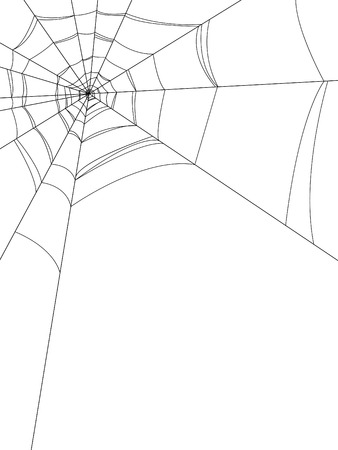 strikken: Spiders web