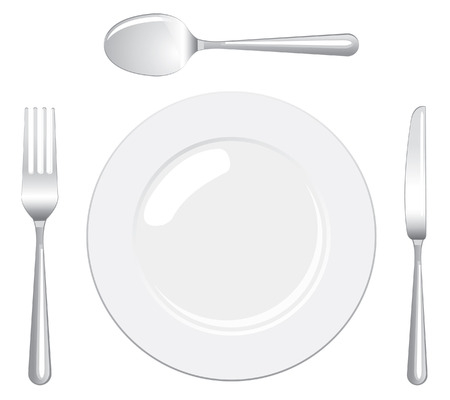 Place setting Stock Vector - 6260830