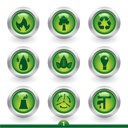 Environment icon series 1