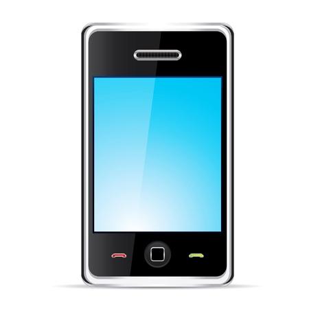 Smartphone Stock Vector - 9719206