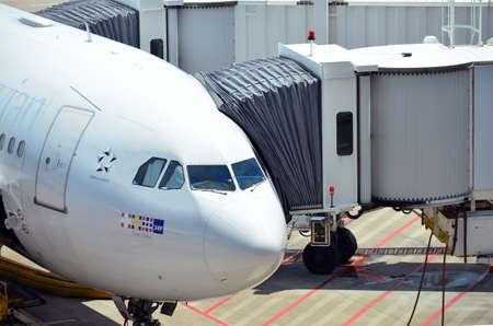 safely: Planes arrived safely