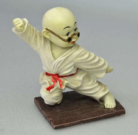 Keramik: Kleine M�nch Kunstkeramik