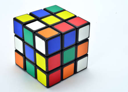 adult toys: Third-order magic cube