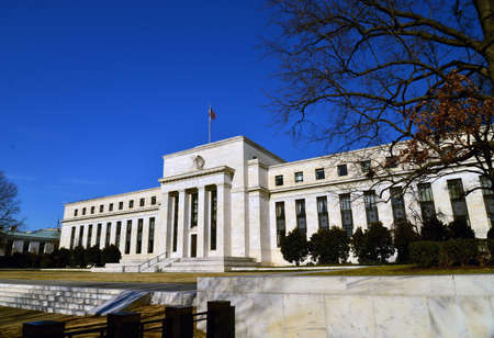 monetary policy: United States Federal Reserve office building