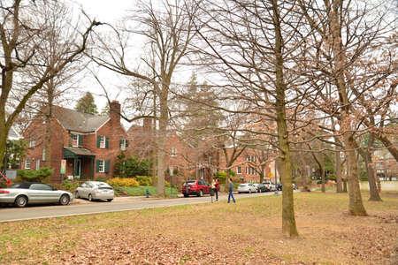 urban housing: United States urban housing areas Editorial