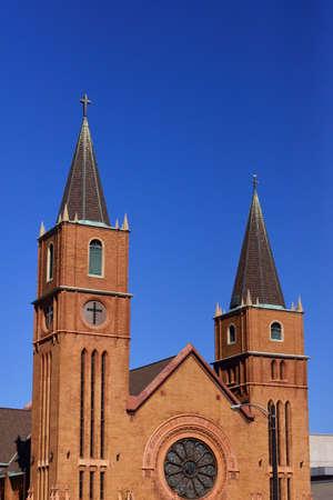 house of god: Local church Stock Photo