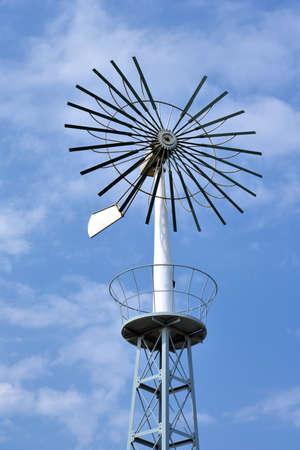 measuring instrument: Outdoor wind measuring instrument